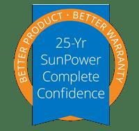 25 Year Solar Panel Warranty